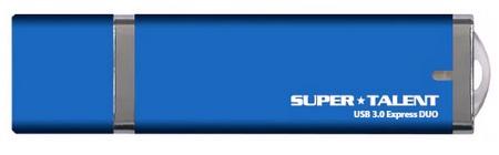 Super Talent USB 3.0 Express Duo Flash Drive