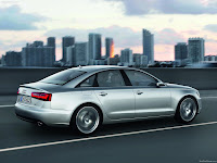 2012 Audi A6 Luxury Sedan Features