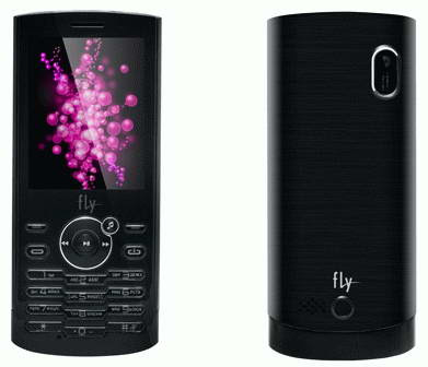 Fly MC175 DC Dual SIM Mobile Phone