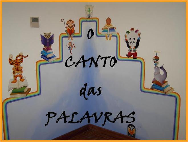 O CANTO DAS PALAVRAS
