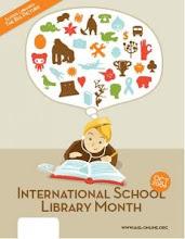 Outubro - Mês das Bibliotecas Escolares