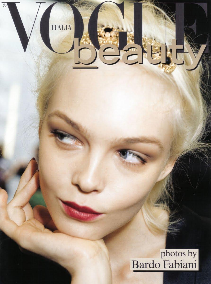 Jordyu0026#39;s Beauty Spot: MAGAZINE: ITALIAN VOGUE BEAUTY 2010