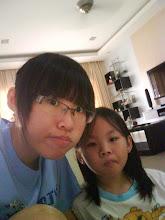 ♪侄女+我♪