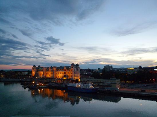 MS Innvik en Oslo
