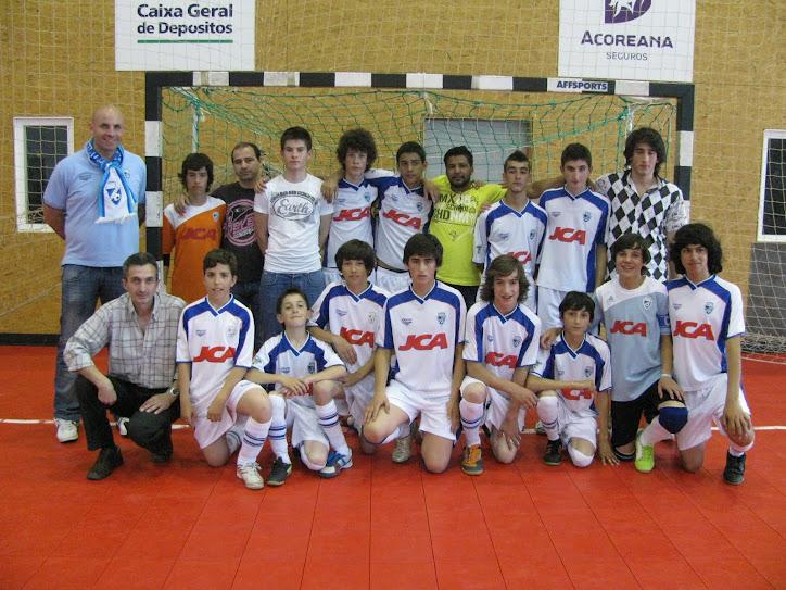Iniciados 2009-2010