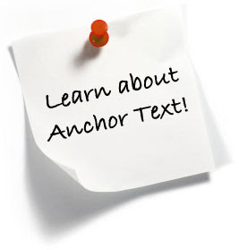 SEO-Friendly Anchor text
