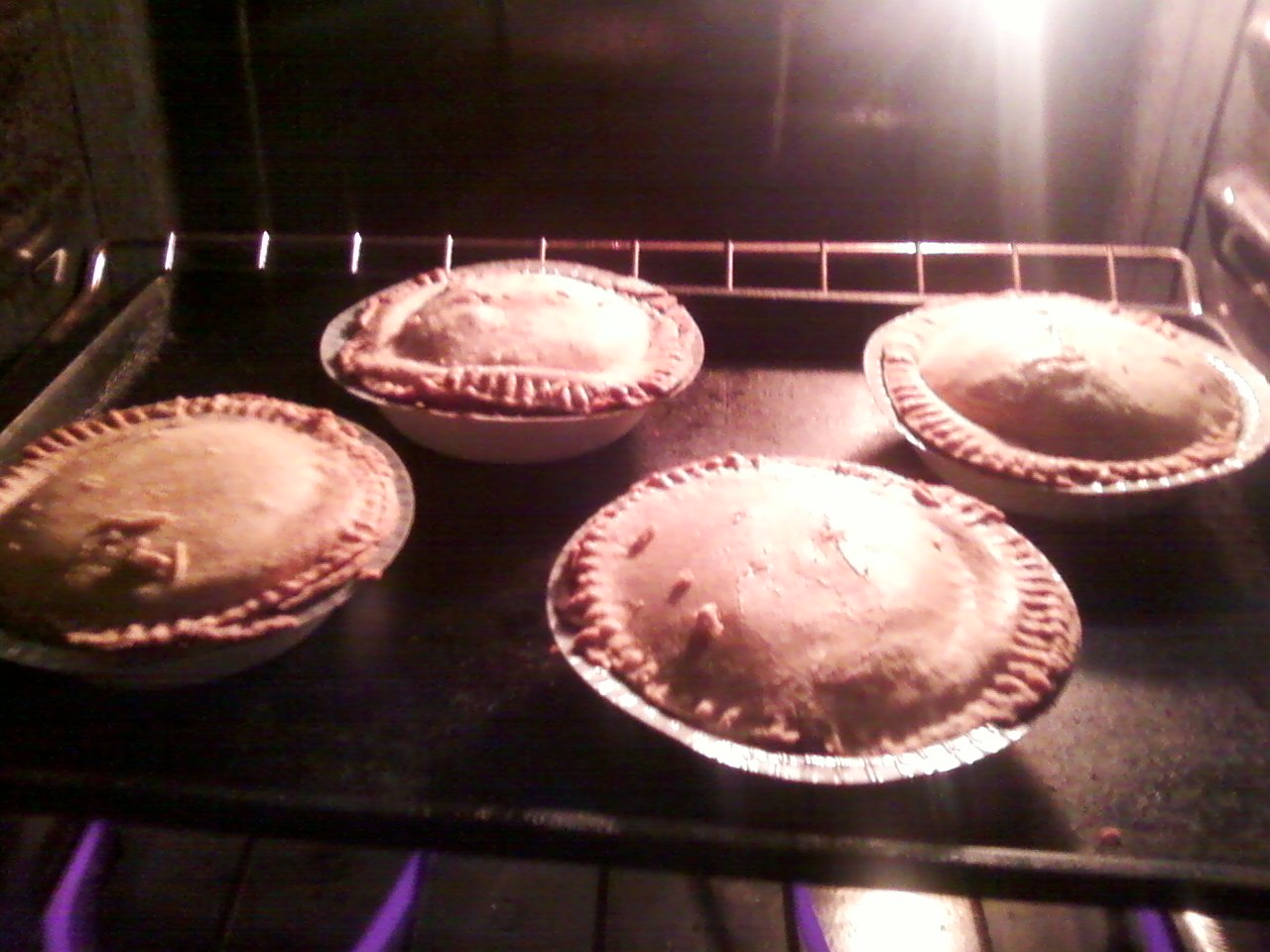 Marty S Travels Review Aldi Brand Bremer S Chicken Pot Pies
