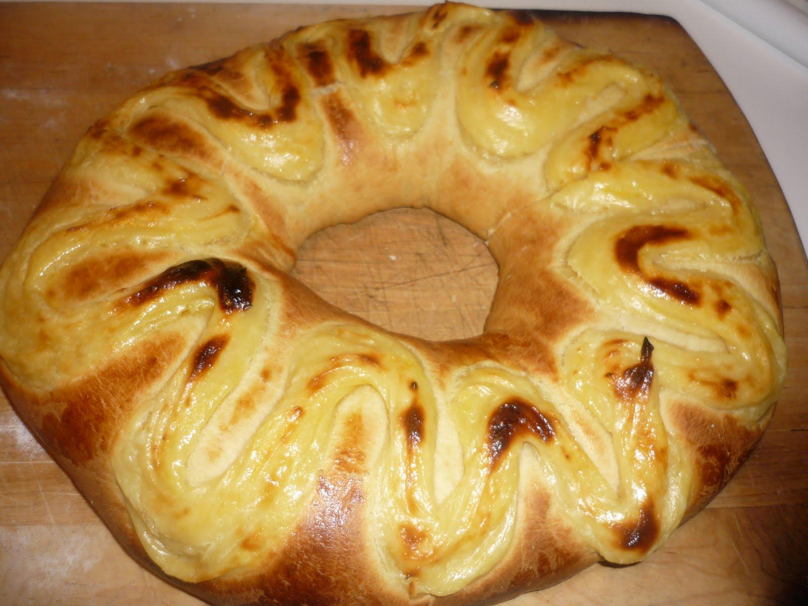 receta de rosca de reyes suave, deliciosa y facil de hacer