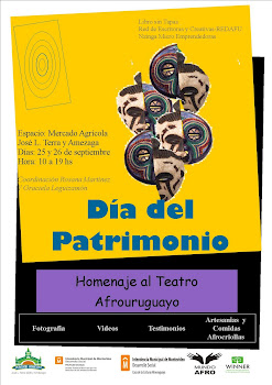 Homenaje al Teatro Afrouruguayo