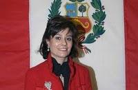 Dra: Rosa Montenegro    Cónsul  del Perú en Galicia