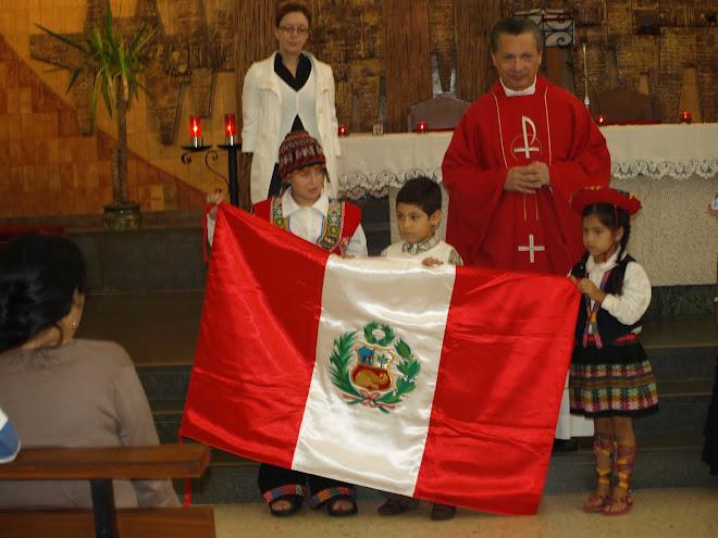 PRESENTACIÓN NUESTRA BANDERA 2009