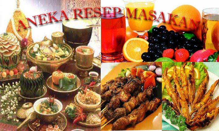 Aneka Resep Masakan Ala Novy