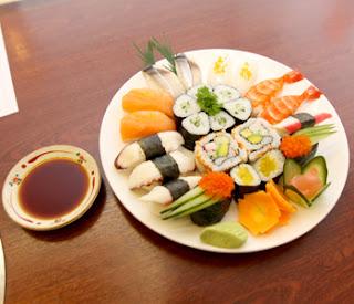 Resep Dan Cara Membuat Sushi Dengan Mudah