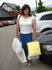 Shopping at Cheshire Oaks