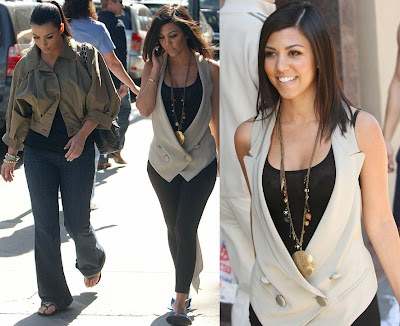 kourtney kardashian no makeup. Here, without makeup above