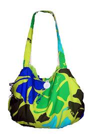 Bolsa-toalha para academia de ginástica/praia/piscina