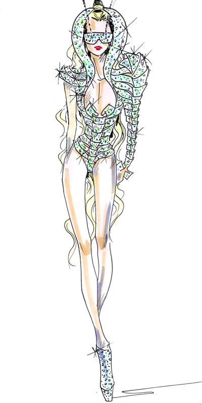 How to Create Templates and Fashion Sketches | eHow.com
