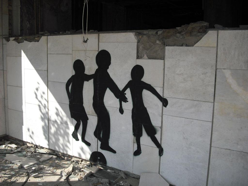 imagenes del accidente nuclear de chernobyl