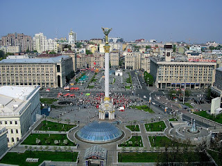 Maiden square Ukraine