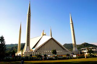 Faizal mosque, Islamabad
