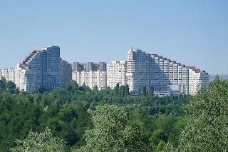 Chisinau capital city