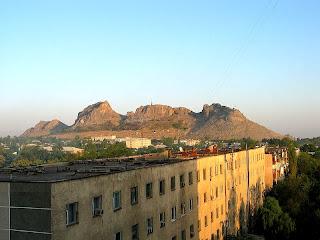 Suleiman hill
