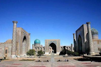 Registan mosque