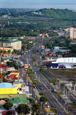 Managua city