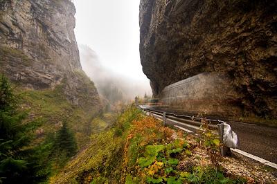 Trigrad gorge