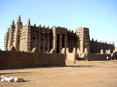 Mosque of Djenne, World Heritage Site