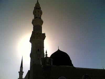 Prophet Mosque, Medina