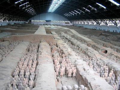 Xian museum