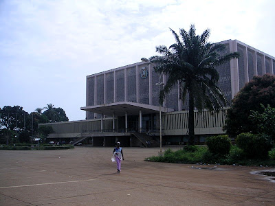 Conakry Palace of People