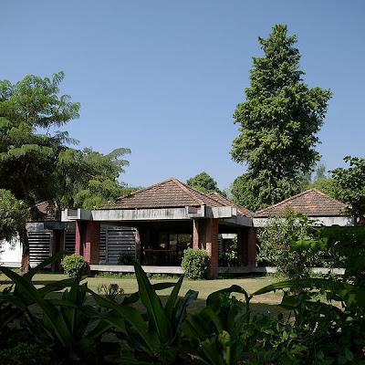 Gandhi home, Sabarmati Ashram