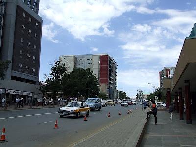 Maseru, Capital of Lesotho