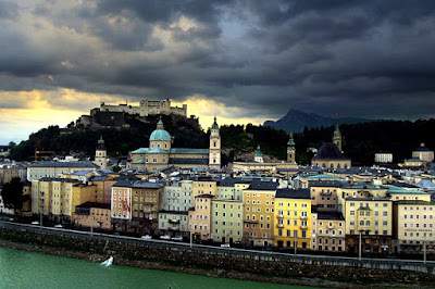Salzburg, world heritage site