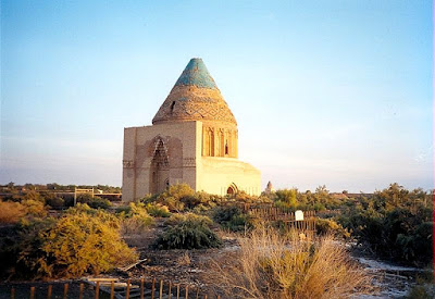 Urgench sultan Tekesh Mausoleum