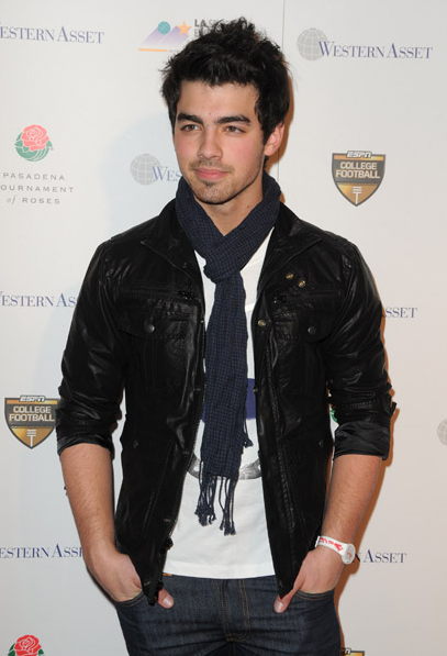 Joe Jonas. I think we all basically know he is gay. From the skinny jeans, ...