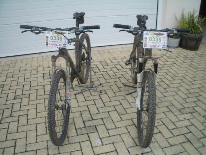 Bikes de Jonathan Doutor e Rui Doutor