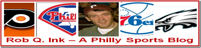 Rob Q. Ink - A Philly Sports Blog