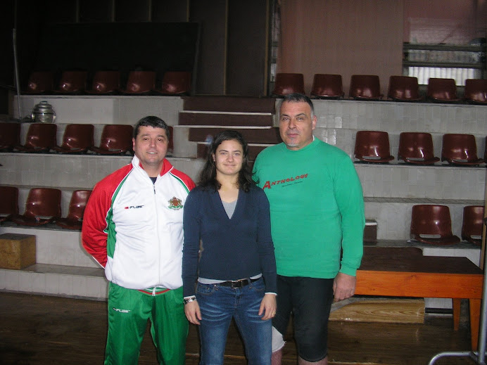 Euvgeni Popov, Stoichov, and Gwen