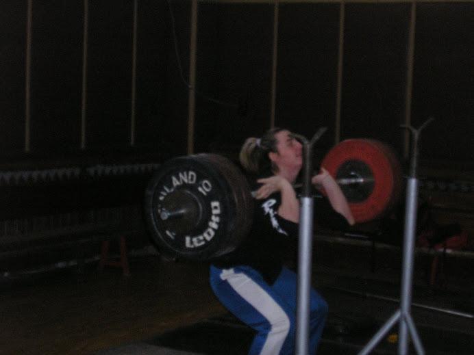 Rumy, Bulgarian lifter
