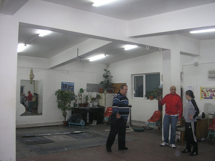 Bucharest Training Center