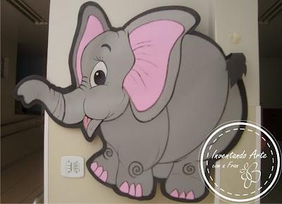 elefante arca de noé