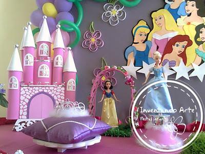 feta-infantil-princesas-ponta-grossa