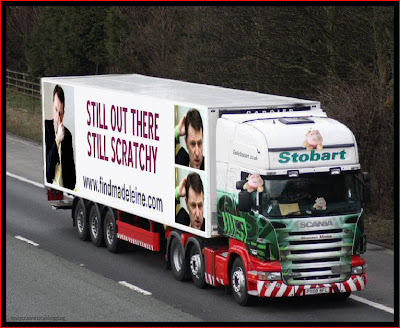 Official Find Madeleine FB page takes over the Eddie Stobart page Scratchy