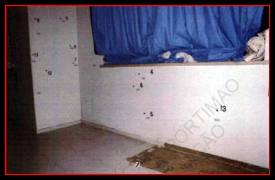 The Mccann Gallery Photograph Of Blood Spatter In Mccann