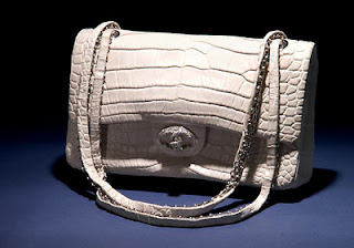 Chanel Diamond Forever Designer Handbag