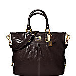 Coach Leather Juilanne Tote