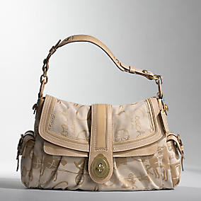 Coach Legacy Horse and Carriage Womens Handbags